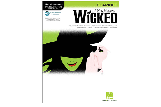 Wicked (Clarinet)