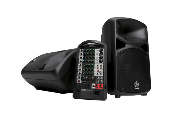 Yamaha STAGEPAS 600I 680W Portable PA System