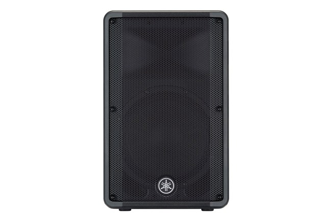 YAMAHA DBR12 12in 2-WAY ACTIVE PA SPEAKER front