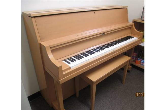 Used Yamaha P2 Studio Upright Piano
