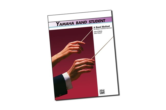 Yamaha Band Student Combined Percussion Lesson Book 1