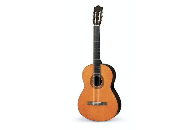 yamaha c40 nylon string classical acoustic guitar heid music. Black Bedroom Furniture Sets. Home Design Ideas