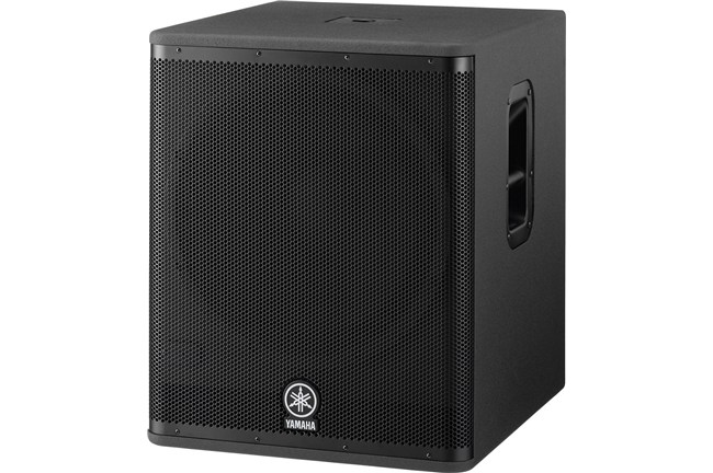 Yamaha DSR118W Active powered Subwoofer speaker loudspeaker dsr118 dsr-118w dsr-118