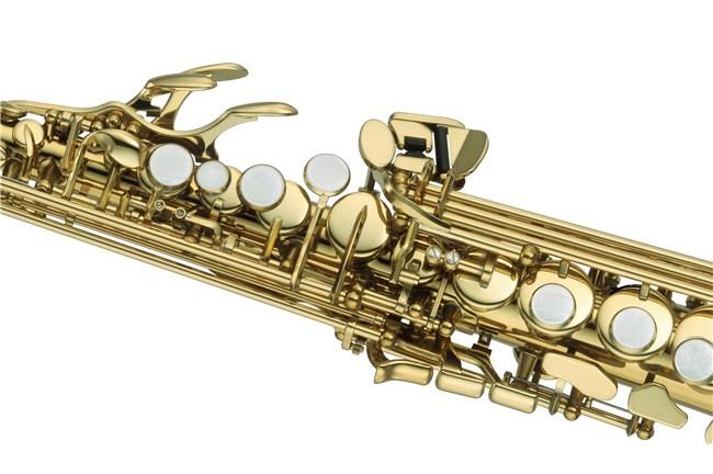 Yamaha Yss   Intermediate Soprano Saxophone Used