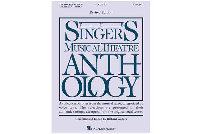 Singer's Music Theater Anthology