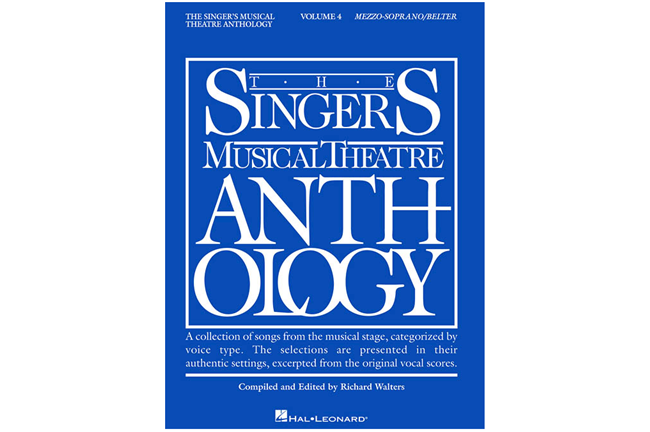 Singer's Music Theatre Anthology