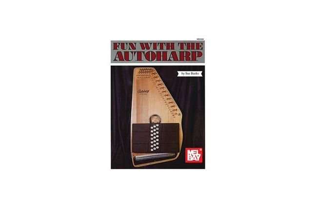 Fun with The Autoharp Book