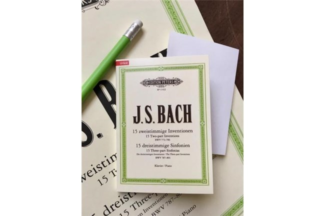 Bach Sticky Notes