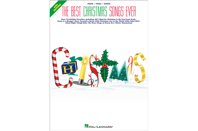Best Christmas Songs Ever - 6th Edition
