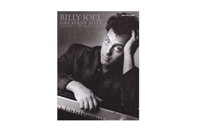 Billy Joel Greatest Hits Vol. 1 and 2
