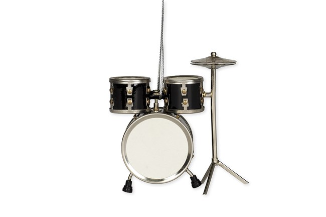 Black Drumset