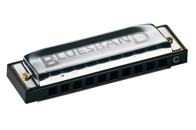 Hohner Blues Band C Harmonica