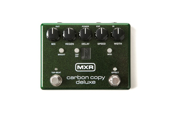 Green Analog Delay