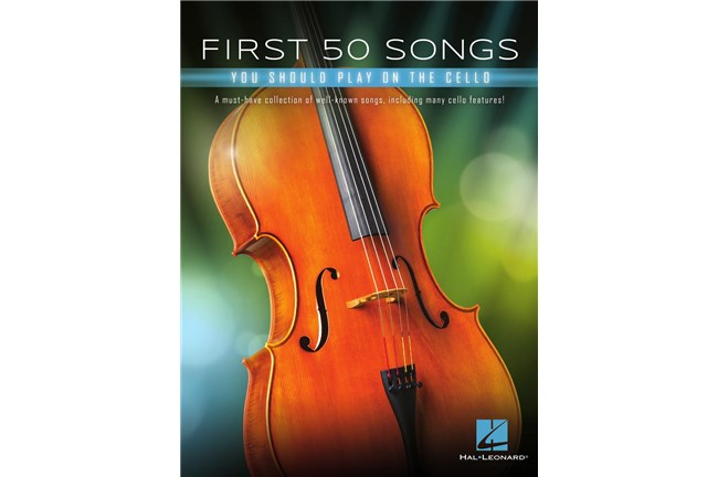 First 50 Songs You Should Play on Cello