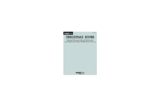 Budget Books Christmas Songs