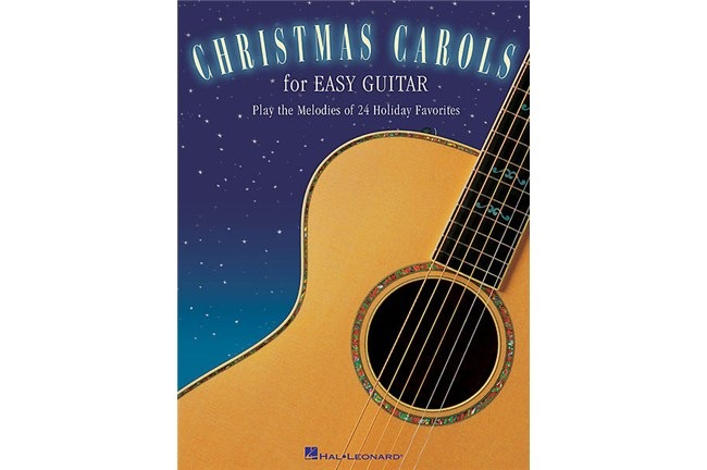 Christmas Carols for Easy Guitar heidmusic