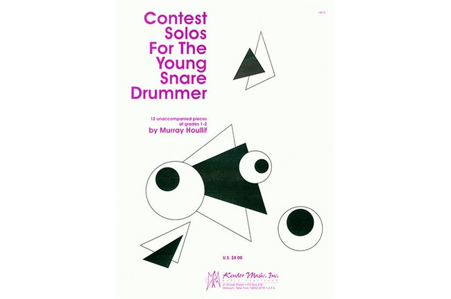 Contest Solos for the Young Snare Drummer