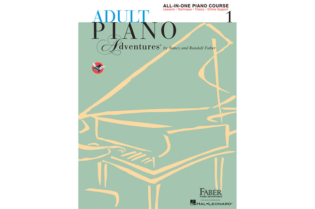 Adult Piano Adventures Book 1