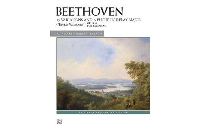 "Beethoven, 15 Variations and a Fugue in E-flat Major (""Eroica Variations""), Opus 35"
