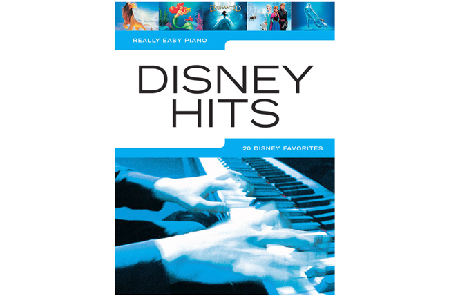 Really Easy Piano - Disney Hits