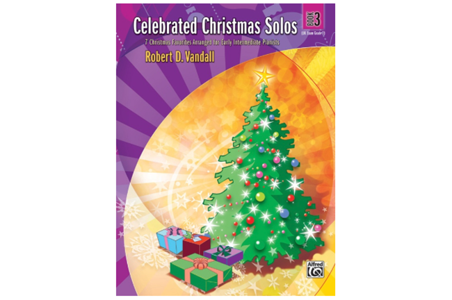 Celebrated Christmas Solos, Book 3