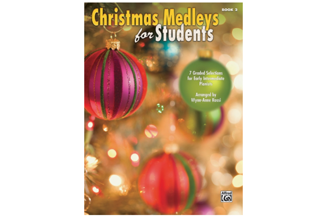 Christmas Medleys for Students Book 2