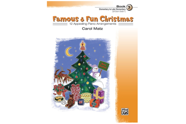 Famous & Fun Christmas Book 3
