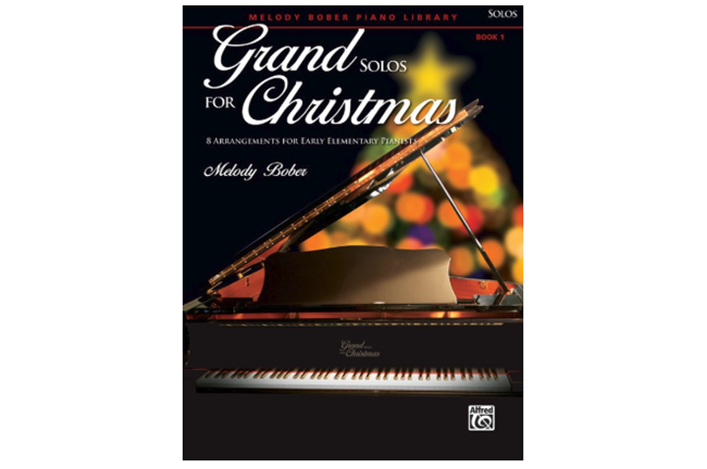 Grand Solos for Christmas Book 1