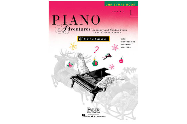 Piano Adventures Level 1 Christmas Book