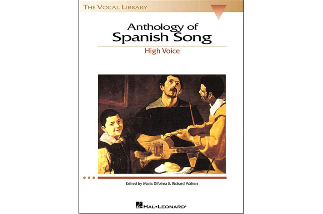 Anthology of Spanish Songs