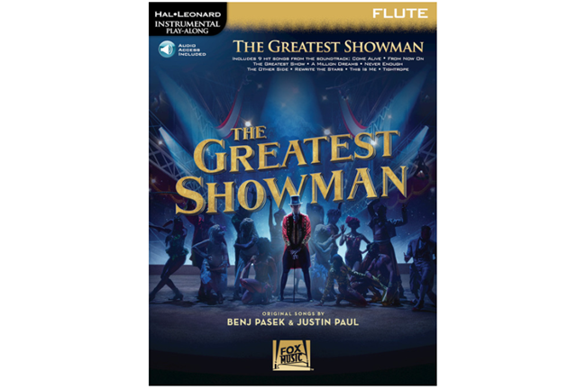 The Greatest Showman for Flute