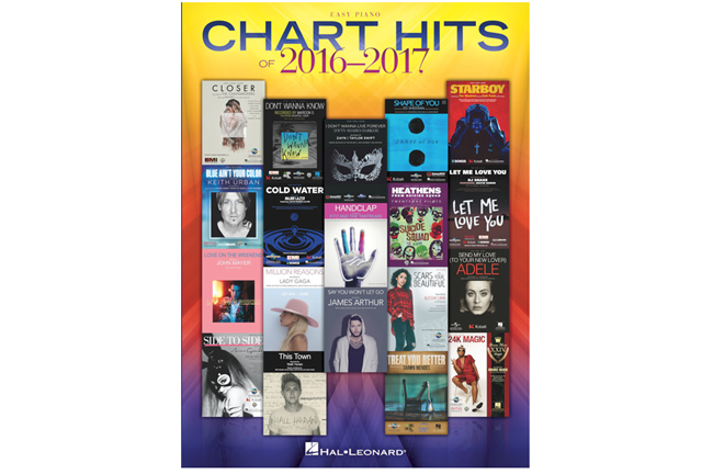 Chart Hits of 2016-2017
