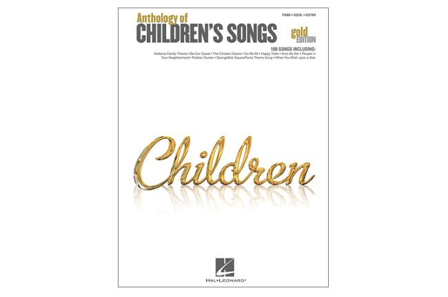 Anthology of Children's Songs