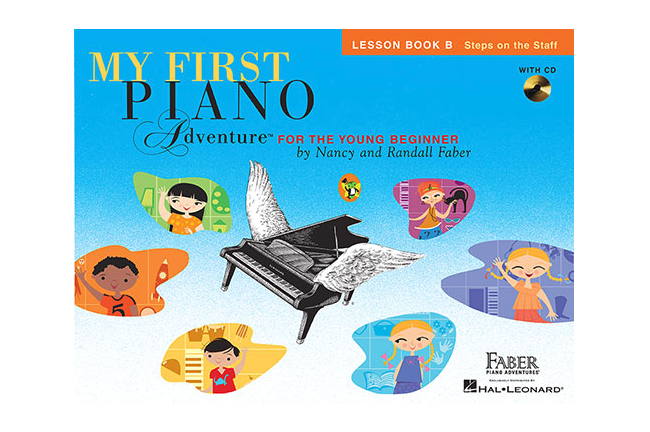My First Piano Adventures