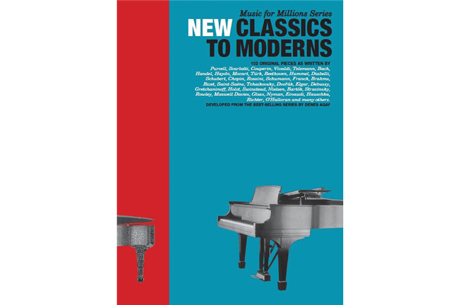 New Classics to Moderns