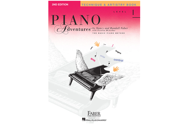 Piano Adventures Technique & Artistry Level 1