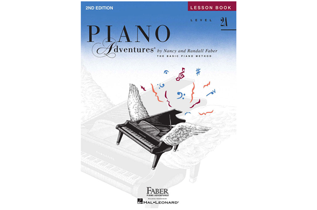 Piano Adventures Lessons 2A