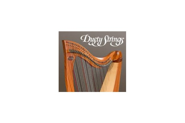 Dusty Strings .028 Clear Harp String