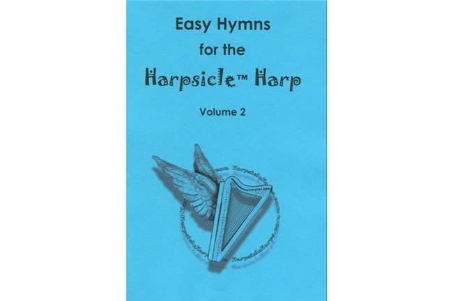 Easy Hymns for the Harpsicle Harp Vol 2