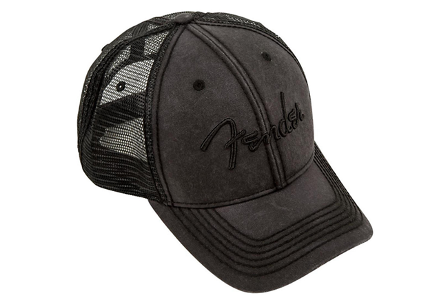 Fender hat full view