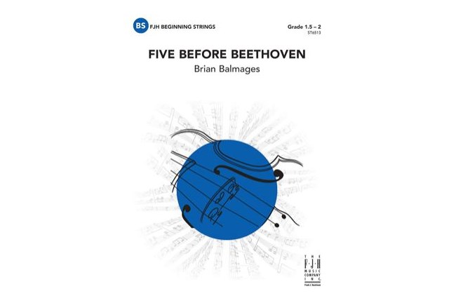 Five Before Beethoven