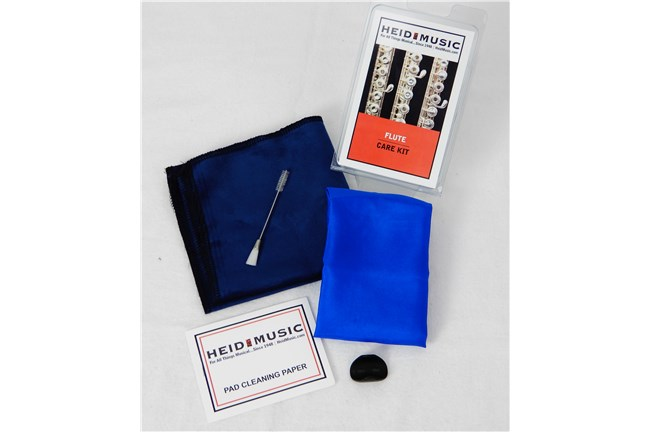 heid music flute care kit heid music. Black Bedroom Furniture Sets. Home Design Ideas