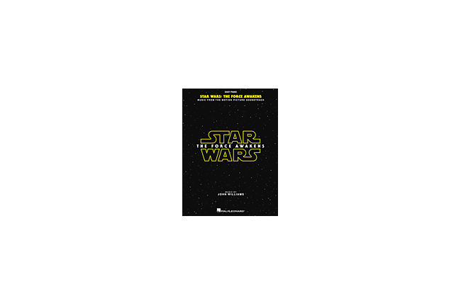 The Force Awakens cover