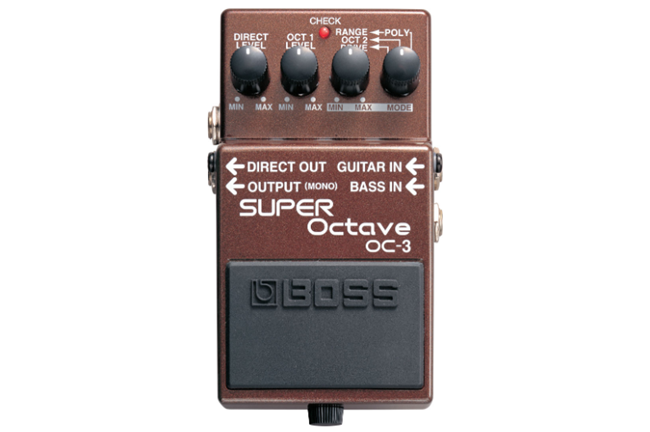 Boss Super Octave Pedal