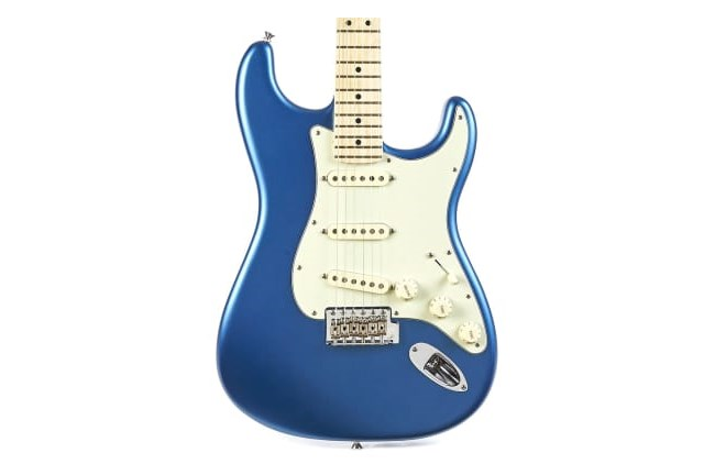 Fender Am Performer Strat Maple Satin Electric Guitar