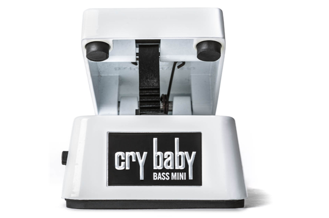 CRY BABY® MINI BASS WAH