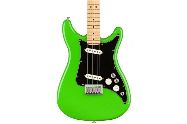 Fender Player Lead II Electric - Neon Green