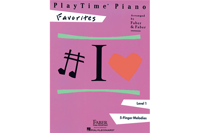 Faber PlayTime Favorites