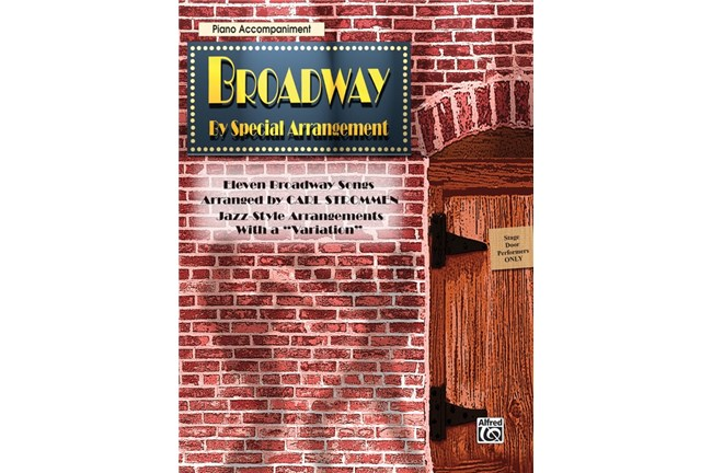 Broadway by Special Arrangement Book