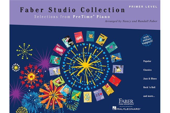 Faber Studio Collection: Selections from PreTime Piano
